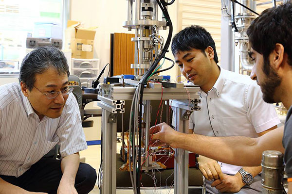 New advances in the manufacturing of superconducting electromagnets for nuclear fusion reactor